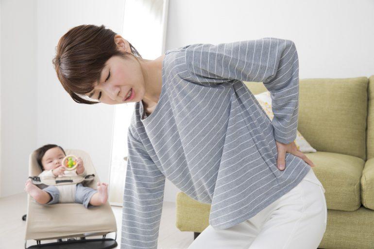 産後骨盤矯正|福島市の整骨院