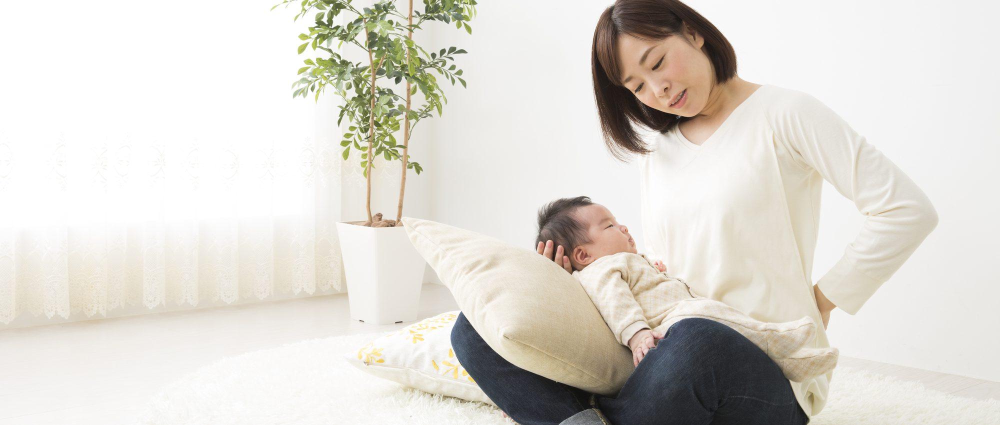 産後骨盤矯正|福島市