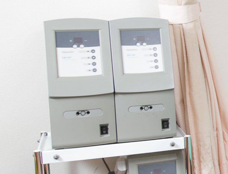 パルス超短波治療器