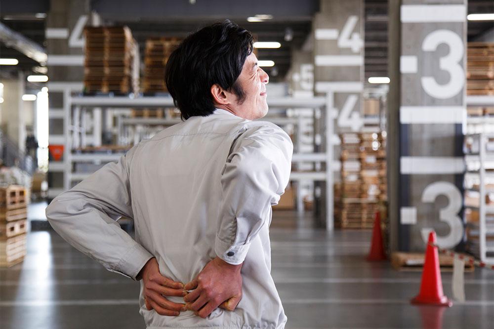 福島市の腰痛治療