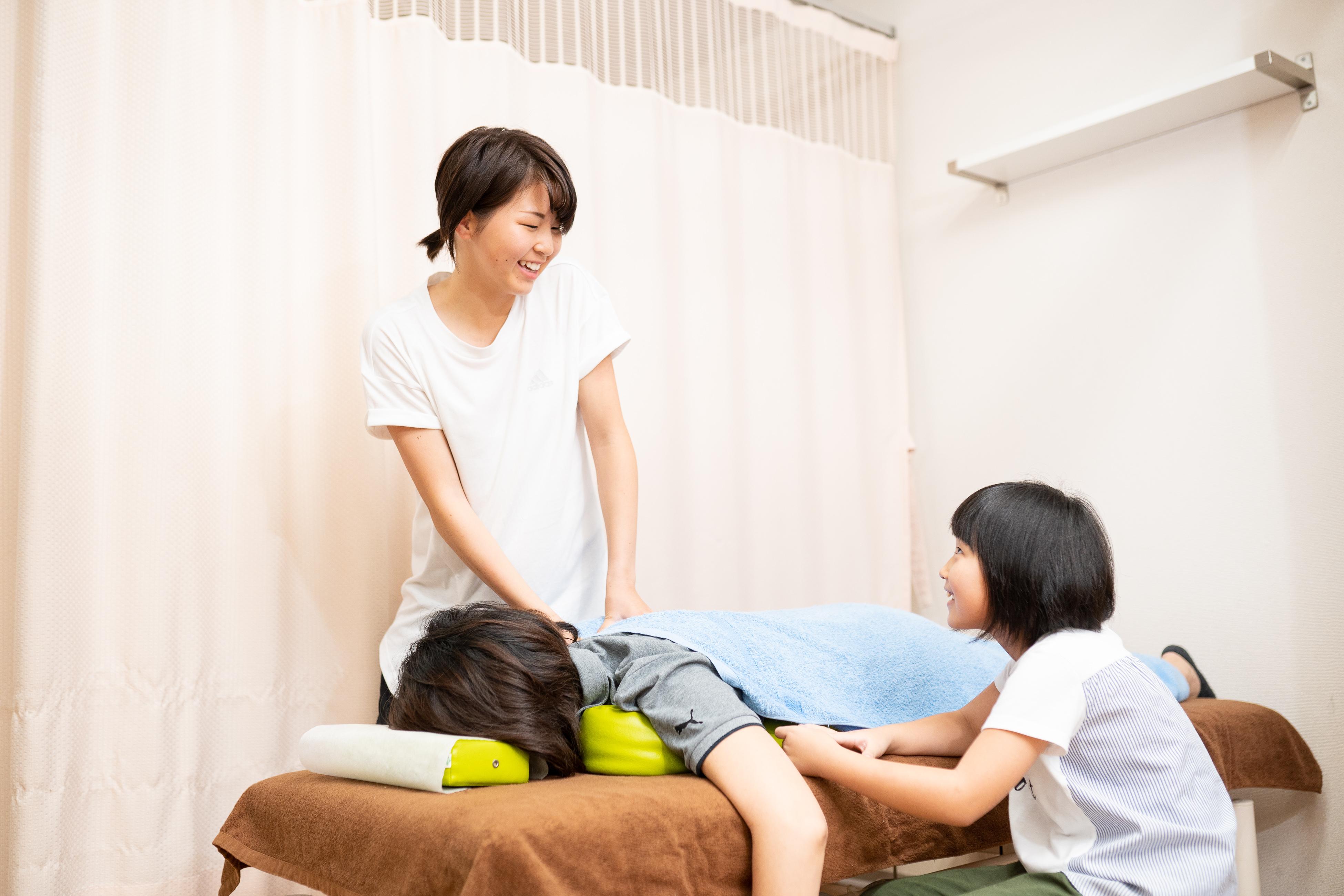 産後骨盤矯正|福島市の桂はり・きゅう整骨院