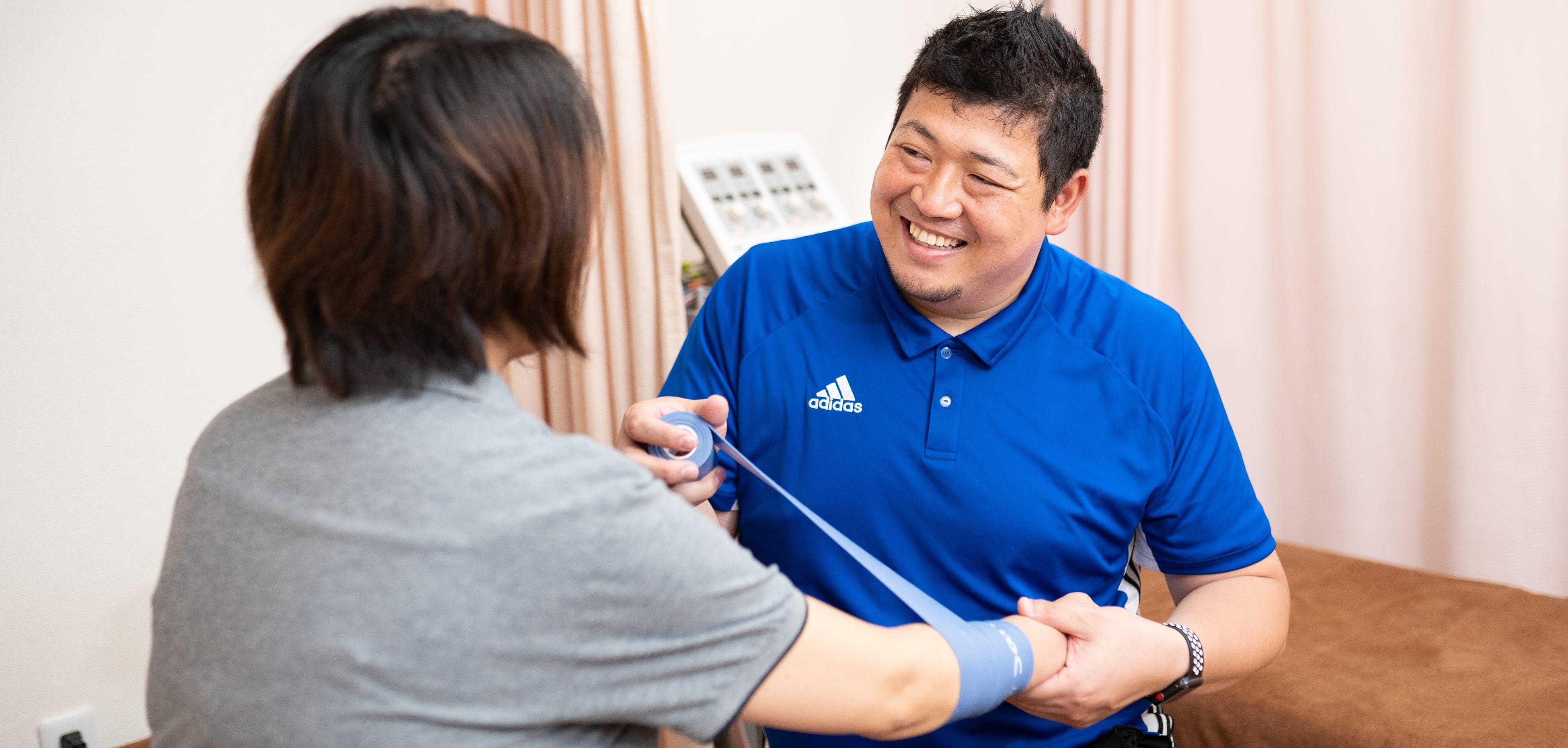 スポーツ専門治療|福島市の桂はり・きゅう整骨院