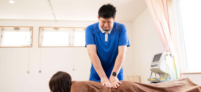 桂はり・きゅう整骨院の治療|福島市で接骨院・鍼灸院をお探しの方へ