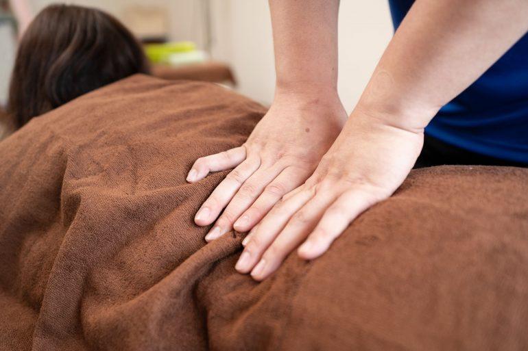 手技療法|福島市の桂はり・きゅう整骨院