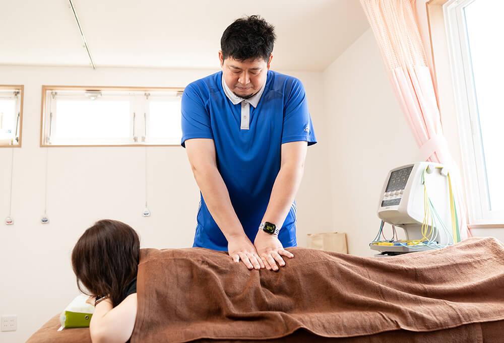 05 Therapist 齋藤 桂太 Keita Saito